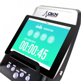 DKN XC-140i Cross trainer with Vescape App