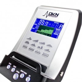 DKN XC-140i Cross trainer Bluetooth Console