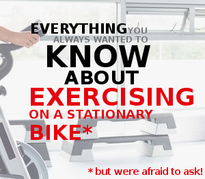allenamento con cyclette