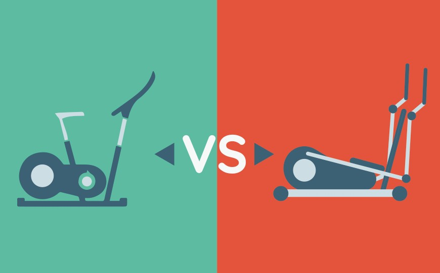 Elliptical VS Stationary Bike : Which one to choose?