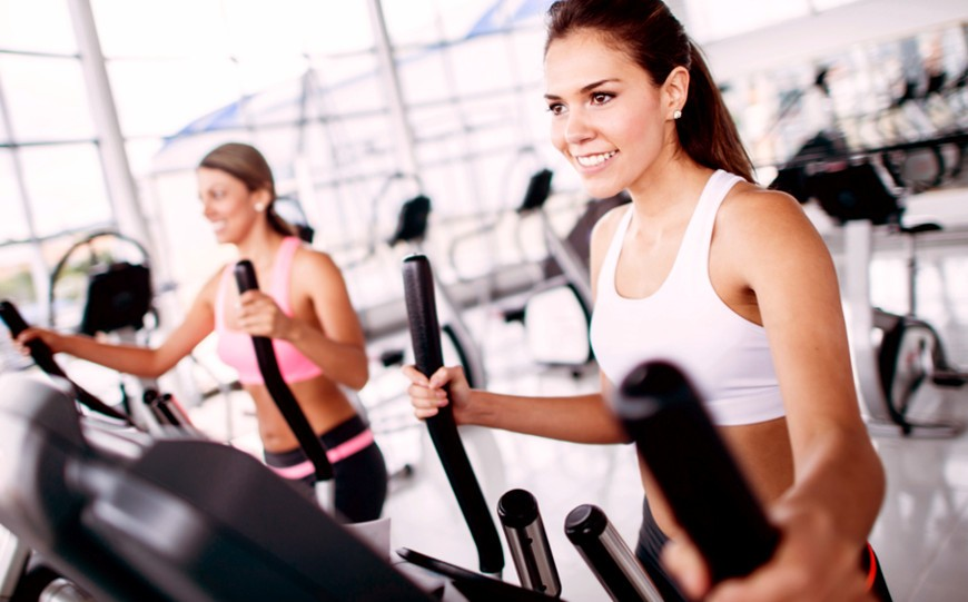 What Muscles Does a Cross Trainer Work?