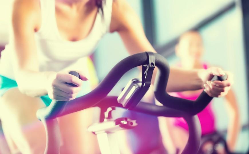 musculos que se trabajan haciendo spinning