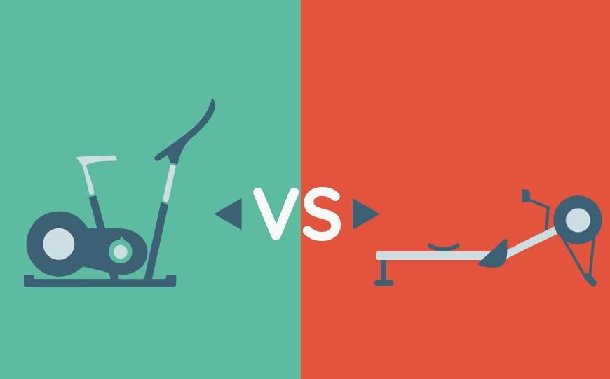 Bicicleta Estática o Máquina de Remo: ¿Cuál es Mejor?