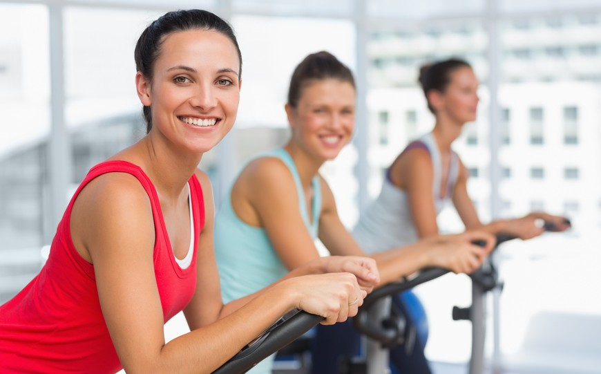 How to Lose Weight on a Stationary Bike?